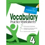 Primary 4 Vocabulary Practice Worksheets
