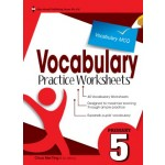 Primary 5 Vocabulary Practice Worksheets