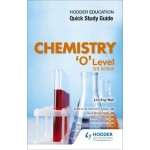 O Level Hodder Education Quick Study Guide Chemistry 3rd Edition