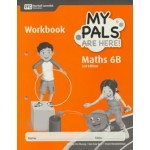 6B My Pals are Here! Maths Workbook (3rd Edition)
