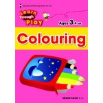 Learn Through Play:Colouring