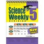 P5 Science Weekly Revision-New Syllabus