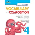 P4 English Vocabulary for Composition