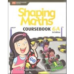P6A Shaping Maths Coursebook 3rd Edition