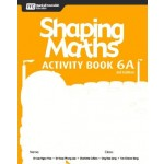 P6A Shaping Maths Activity Book3rd Edition