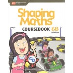 P6B Shaping Maths Coursebook 3rd Edition