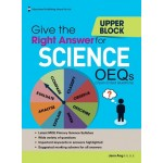 UB Give the Right Answer for Sci OEQs