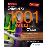O Level All About Chemistry: 1001 MCQs (Co-Branding)