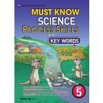 P5 Must Know Sci Process Skills & Key Wo
