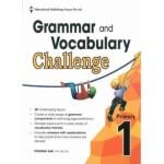 Primary 1 Grammar And Vocabulary Challenge
