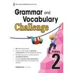 Primary 2 Grammar And Vocabulary Challenge