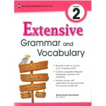 Primary 2 Extensive Grammar and Vocabulary