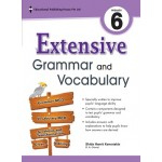 Primary 6 Extensive Grammar and Vocabulary