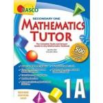 Secondary  1A - Mathematics Tutor Revised Edition 2020