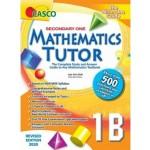Secondary  1B - Mathematics Tutor Revised Edition 2020