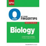 O Level Biology At Your Fingertips Revision Handbook