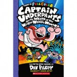 Captain Underpants #5: Wrath Of The Wicked Wedgie Woman Color Edition