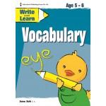 WRITE & LEARN - VOCABULARY