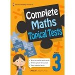 P3 COMPLETE MATHS TOPICAL TESTS QR