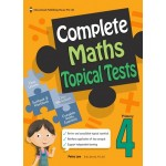 P4 COMPLETE MATHS TOPICAL TESTS QR