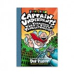 Captain Underpants #9: Terrifying Return Of Tippy Tinkletrousers Color Edition