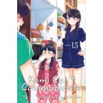 Komi Can't Communicate #13