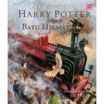 HARRY POTTER & BATU HIKMAT - ILUSTRASI