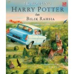 HARRY POTTER DAN BILIK RAHSIA-ILUSTRASI