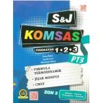 TINGKATAN 1-3 S&J KOMSAS:FORMULA T,JEJAK M,CHOT
