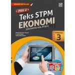 PRE-U STPM EKONOMI PENGGAL 3