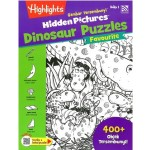 HIDDEN PICTURES DINOSAUR PUZZLES BOOK 1