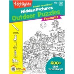 HIDDEN PICTURES OUTDOOR PUZZLES BOOK 2