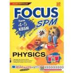 SPM FOCUS  PHYSICS