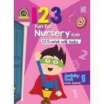 FUN FOR NUR KIDS: 123 ACT BK1(BI/BM)
