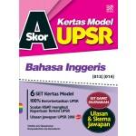 UPSR Skor A English