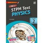 Penggal 2 PRA U Teks STPM Physic