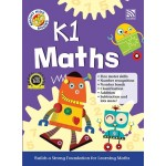 K1 BRIGHT KIDS BOOKS - MATHEMATICS