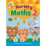 BRIGHT KIDS: NURSERY MATHS 2