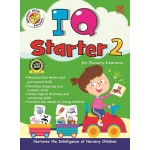 NURSERY BRIGHT KIDS BOOKS - IQ STARTER BOOK 2