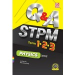 Term 1. 2. 3 STPM Q & A - Physics