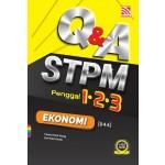 Penggal  1. 2. 3 STPM Q & A - Ekonomi