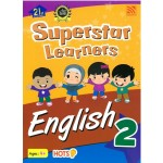 SUPERSTAR LEARNERS-ENGLISH 2