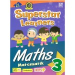 SUPERSTAR LEARNERS-MATHEMATICS/MATEMATIK 3 (DWIBAHASA)