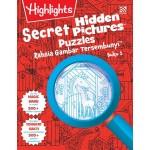 SECRET HIDDEN PICTURE:RAHSIA GAMBAR TERSEMBUNYI VOLUME 1(BI-BM)