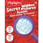 SECRET HIDDEN PICTURE:RAHSIA GAMBAR TERSEMBUNYI VOLUME 2(BI-BM)