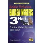 BELAJAR PERBUALAN BHS ING DLM 3 HARI