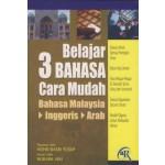 BELAJAR 3 BAHASA CARA MUDAH BM-BI-ARAB