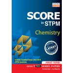 First Term Score in STPM Chemistry