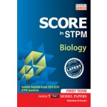 First Term Score in STPM Biology