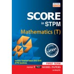 First Term Score in STPM Mathematics T